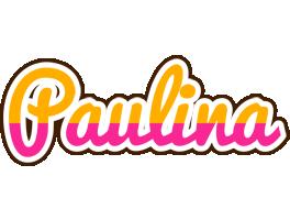 Paulina smoothie logo