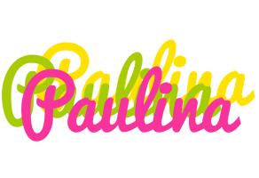 Paulina sweets logo