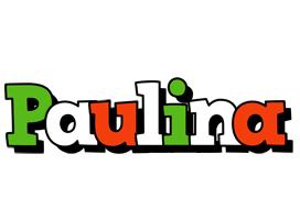 Paulina venezia logo