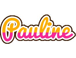 Pauline smoothie logo