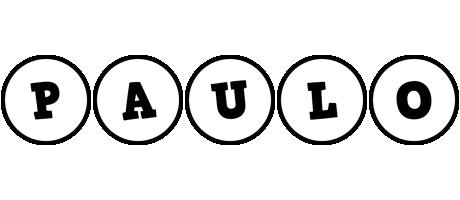 Paulo handy logo
