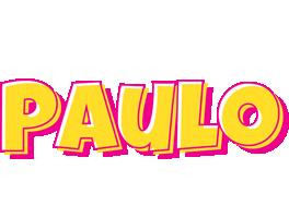 Paulo kaboom logo