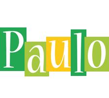 Paulo lemonade logo