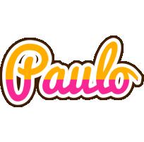 Paulo smoothie logo
