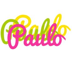 Paulo sweets logo