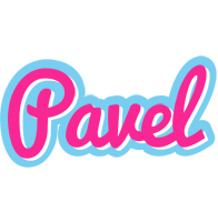 Pavel popstar logo