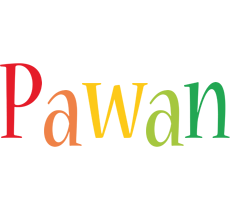 Pawan birthday logo