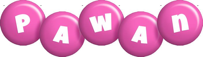 Pawan candy-pink logo