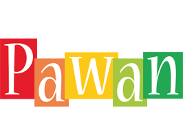Pawan colors logo