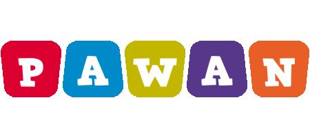 Pawan daycare logo