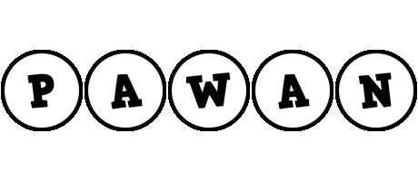 Pawan handy logo