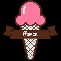 Pawan premium logo