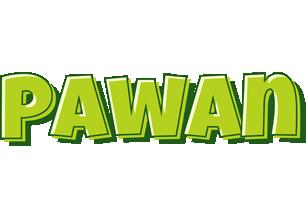 Pawan summer logo