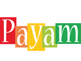 Payam colors logo