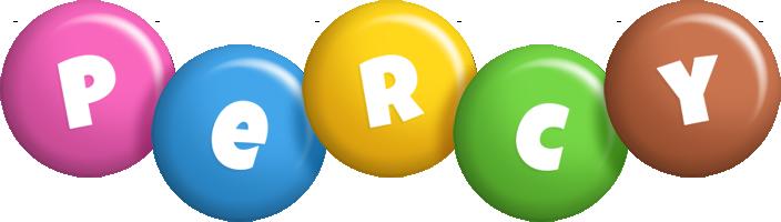 Percy candy logo