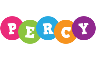Percy friends logo