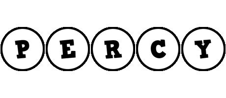 Percy handy logo