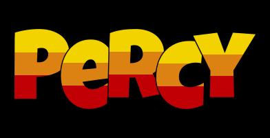Percy jungle logo