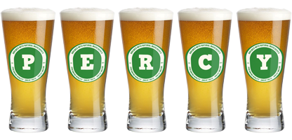 Percy lager logo