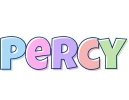 Percy pastel logo
