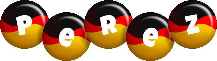 Perez german logo