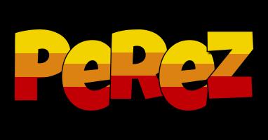 Perez jungle logo
