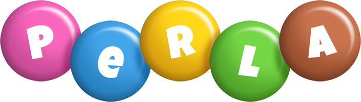 Perla candy logo