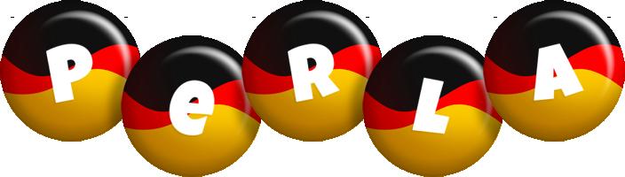 Perla german logo