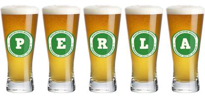 Perla lager logo