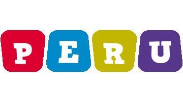 Peru kiddo logo