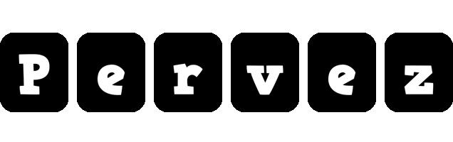 Pervez box logo