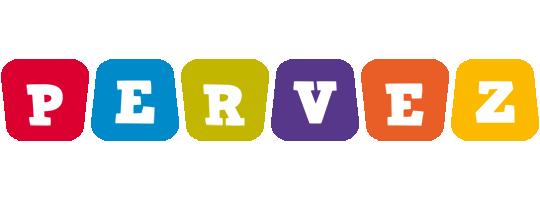 Pervez daycare logo
