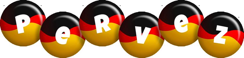 Pervez german logo