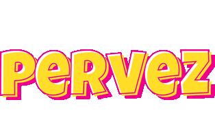 Pervez kaboom logo