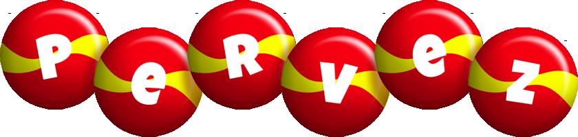 Pervez spain logo