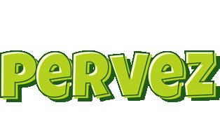 Pervez summer logo