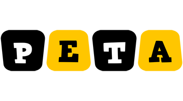 Peta boots logo
