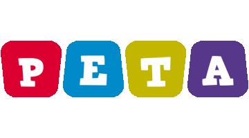 Peta daycare logo