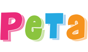 Peta friday logo