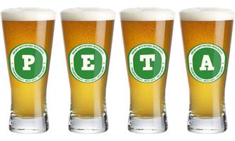 Peta lager logo