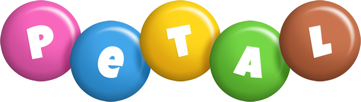Petal candy logo