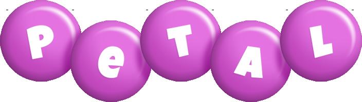 Petal candy-purple logo