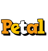 Petal cartoon logo
