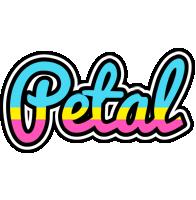 Petal circus logo