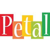 Petal colors logo
