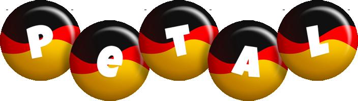 Petal german logo