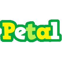 Petal soccer logo