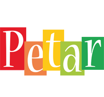 Petar colors logo