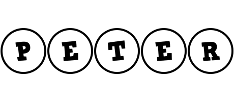 Peter handy logo
