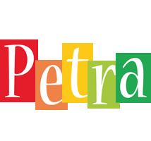 Petra colors logo